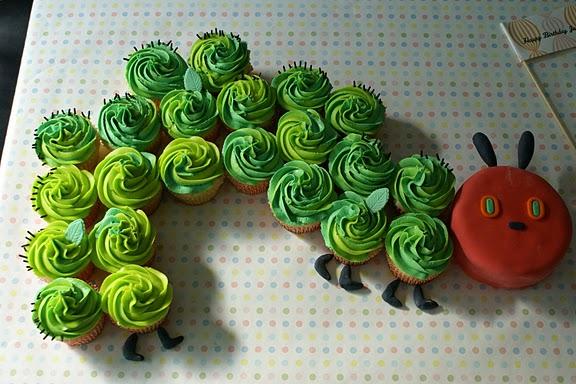 Easy Reptile Cakes