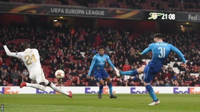 'I Feel Sorry For Arsenal'- AC Milan Director Speaks After Europa League Draw