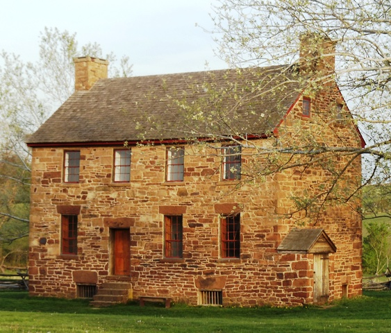 Stone House in Manassas Battlefield Park