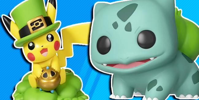 Check out all the new Pokemon Funko Announcements!