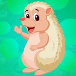 G4K Cute Hedgehog Escape