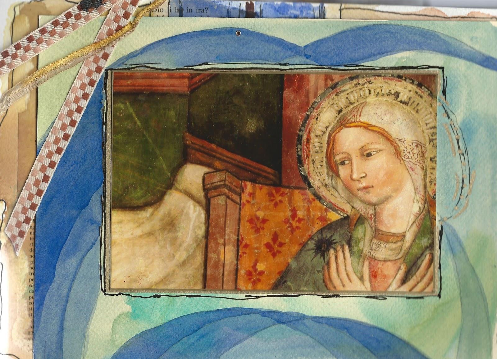 Fun Ideas for your Watercolor Art Journal - Jacqueline Newbold