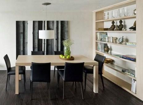 Model Dan Desain Ruang Makan Minimalis Rumah Idaman Untuk ruang sempit