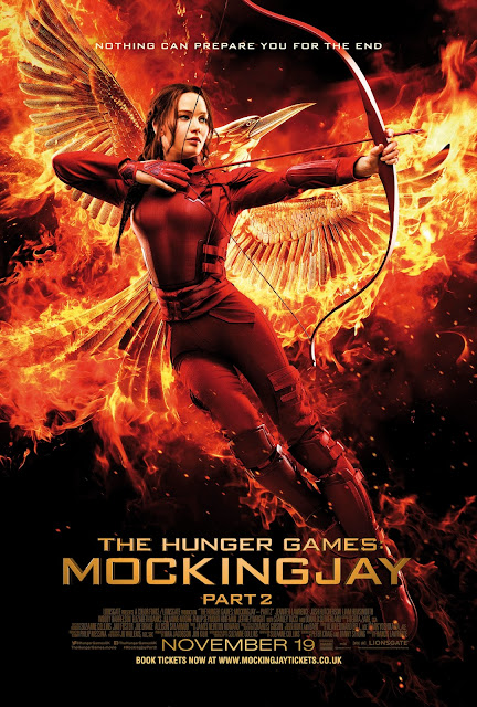 COMPETITION: Win The Chance To Attend The 'Mockingjay - Part 2' London Press Conference!