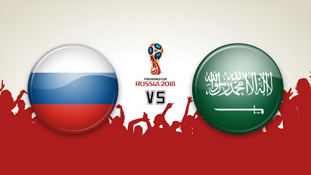 Russia vs Saudi Arabia Full Match Replay 14 June 2018