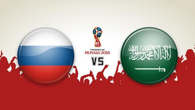 Russia vs Saudi Arabia Full Match Replay 14 June 2018