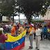 Oficialistas se concentraron en la Plaza Bolívar de Valera
