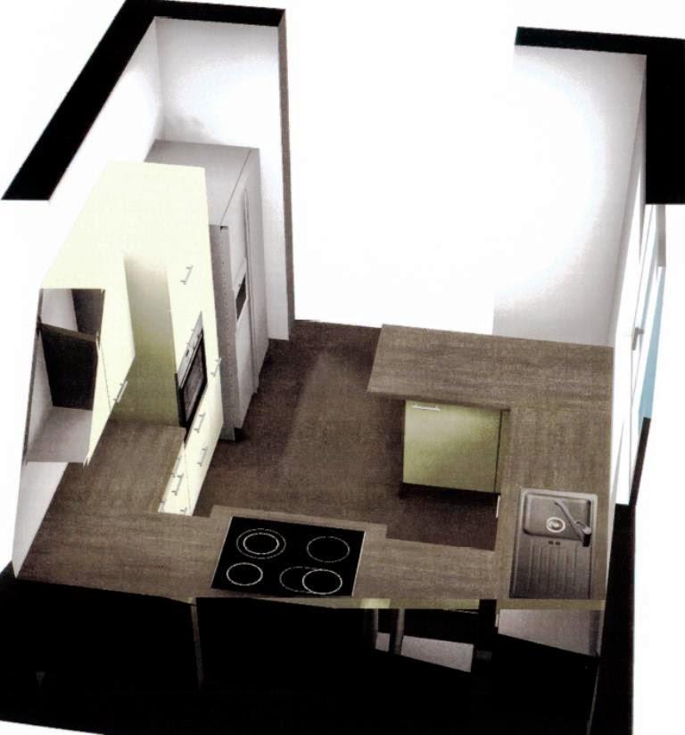 Bautagebuch Von Sabrina Frank Das Zweite Angebot Für Unsere Küche