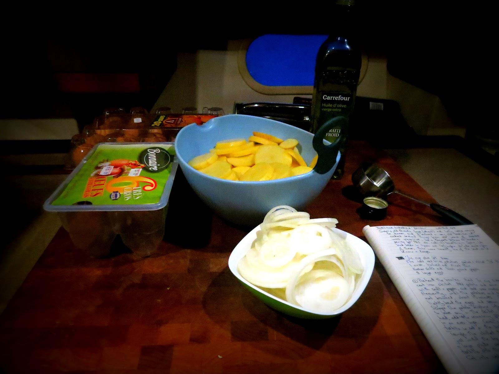 A Stooges Cooking Repertoire Tortilla Espanola Batali