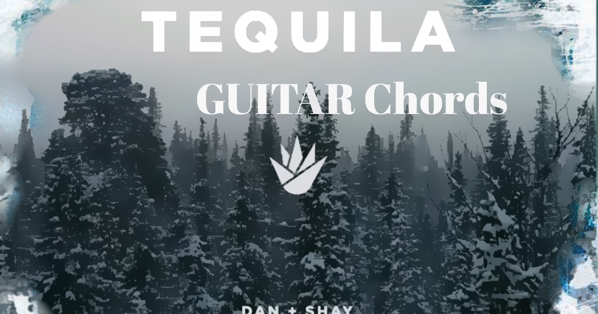 TEQUILA || DAN + SHAY || LYRICS AND GUITAR CHORDS - TGtutorials