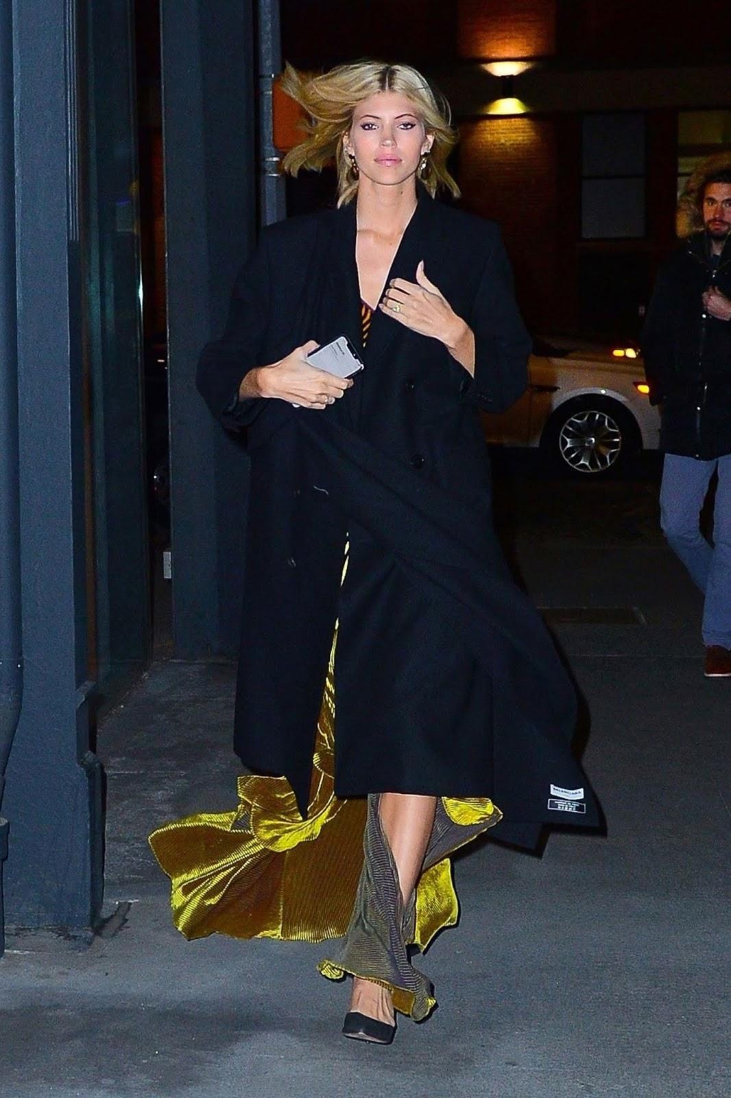 Devon Windsor - Diane Von Furstenberg throws fashion party during NYFW in NYC February 10, 2019