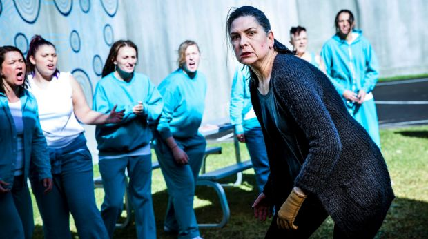 Joan, Quinta temporada de 'Wentworth'