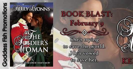 Review & Giveaway: The Soldier's Woman by Kelly Lyonns
