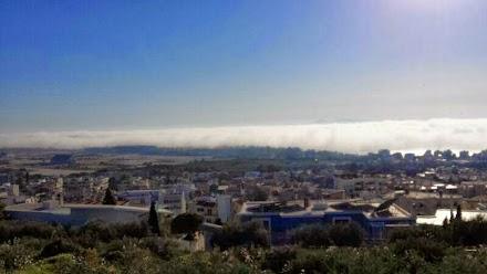 Oμίχλη