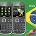 World cup Brazil theme Nokia Asha 302 320x240 s406th