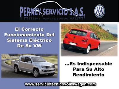 Reparacion de Motor de arranque Volkswagen