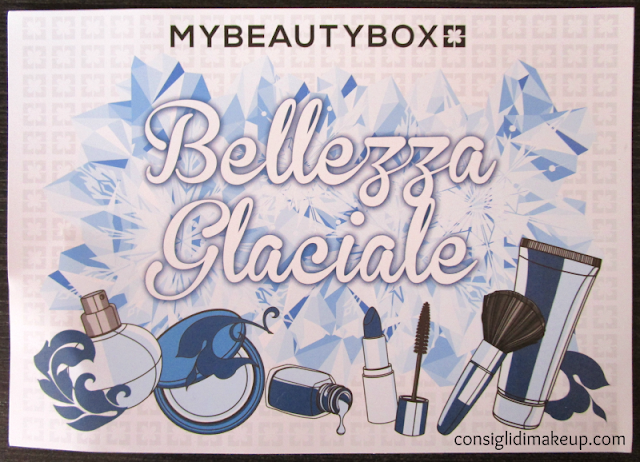 "MyBeautyBox Febbraio 2016: ""Bellezza Glaciale"""