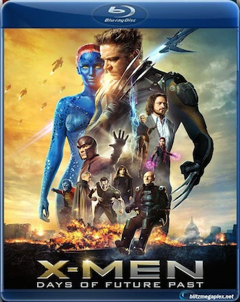 X-Men Days of Future Past 2014 Dual Audio BluRay Download