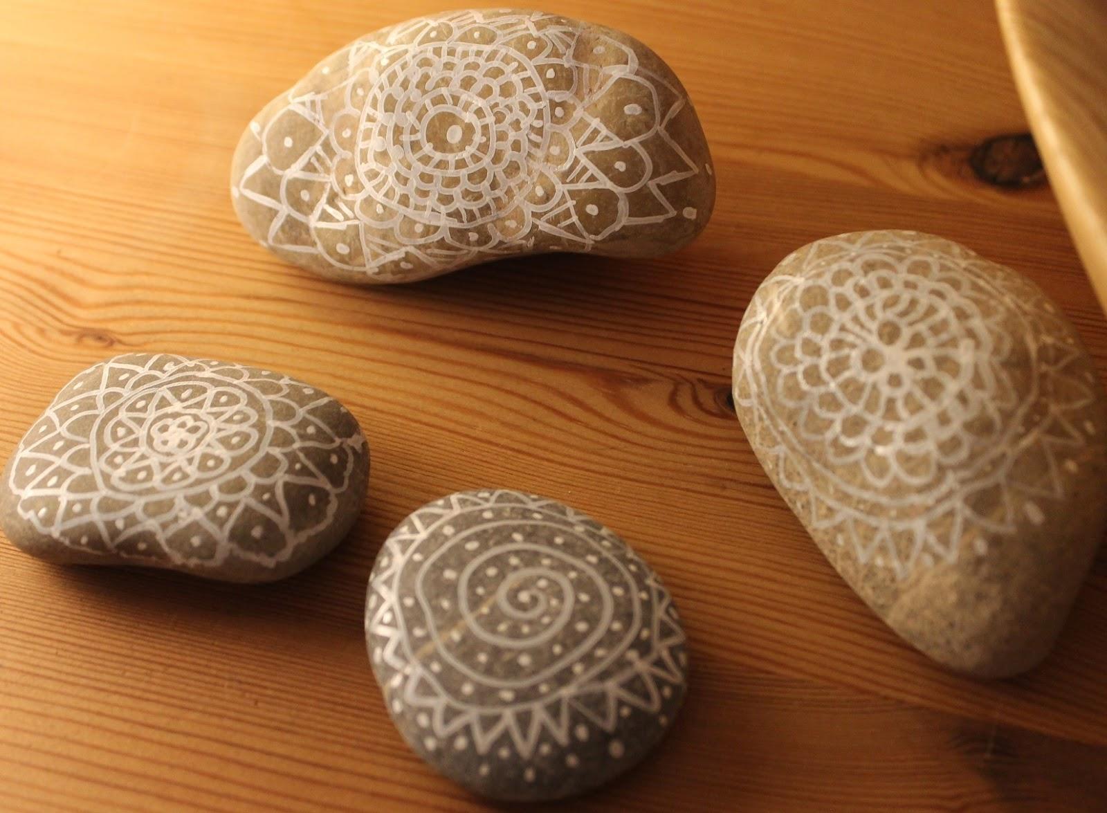 steine bemalen anleitung