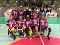 FLAG FOOTBALL - Foxes 82 se lleva el partido decisivo ante Phoenix para determinar a las nuevas campeonas de Asturias y clasificarse a la Spanish Flag Bowl