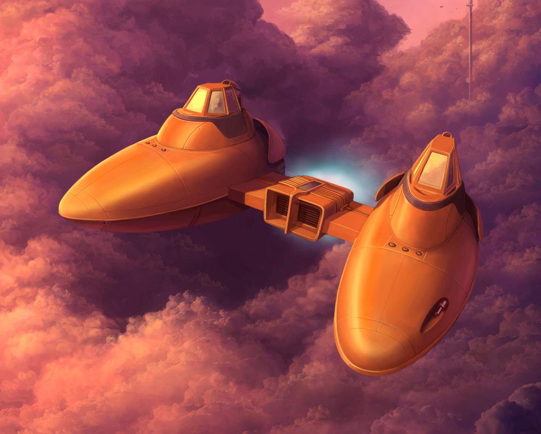 Old School Gaming: X-wing: Bespin Orbital Defence Fleet