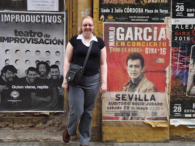 Sevilla Without Losing Our Seat: The Trip of a Lifetime, Part 11