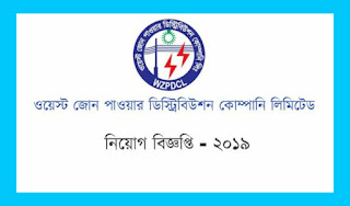 West Zone Power Distribution Company Limited appointment notice - 2019