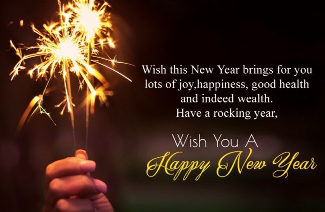 wish u a happy new year 2020 images