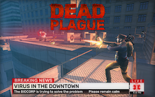 Dead Plague: Zombie Outbreak Apk Data Obb - Free Download Android Game