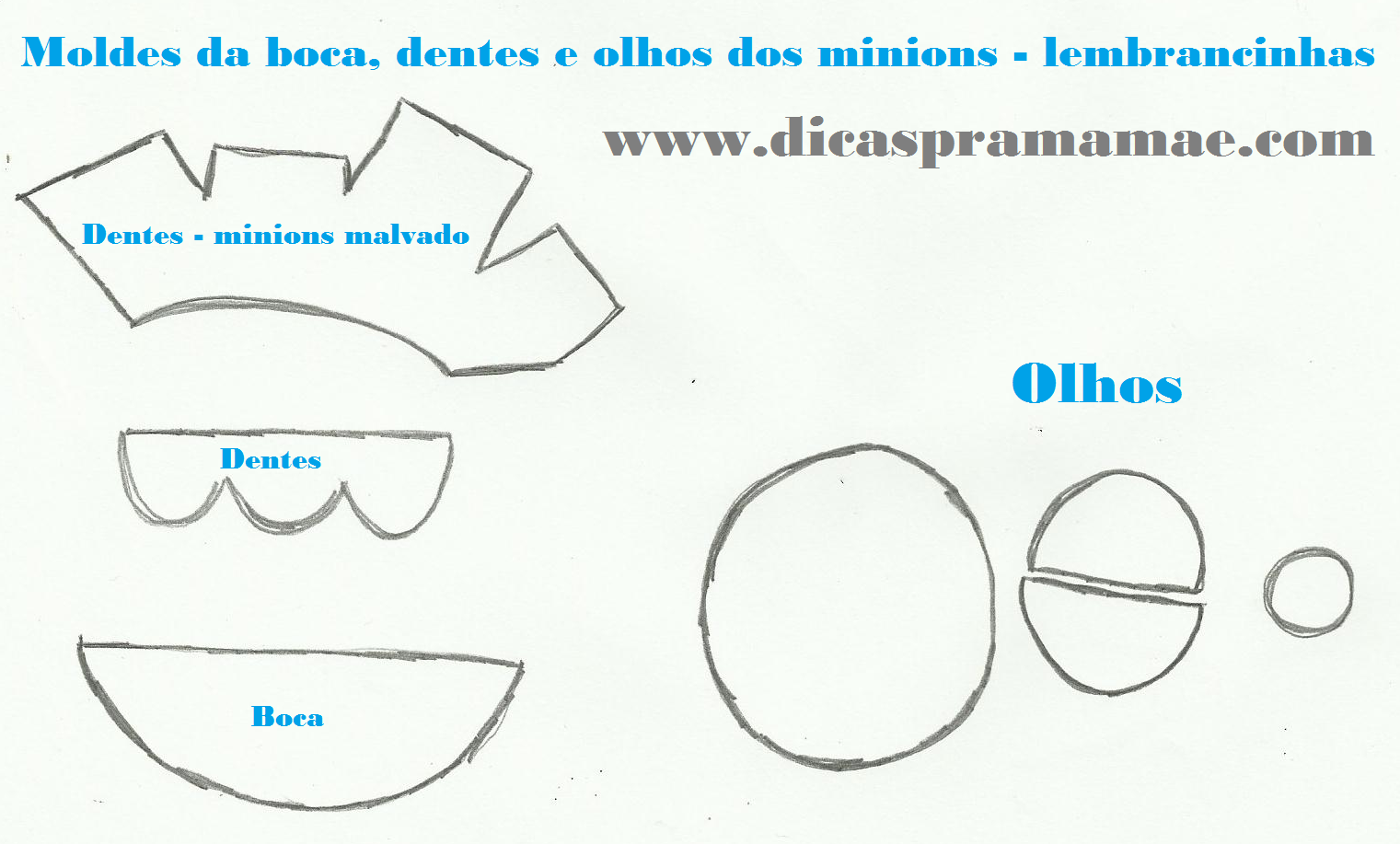 Sacolinha De Feltro Dos Minions Para Festinhas Infantis Dicas