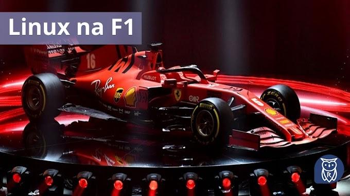 Linux na F1