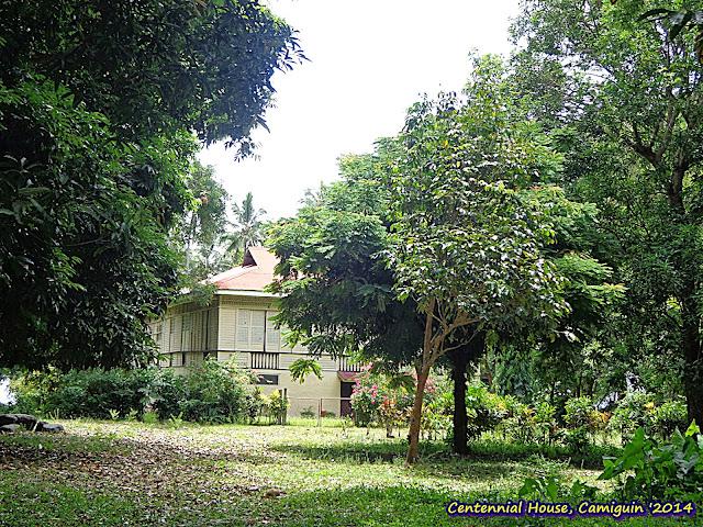 Centennial House, Camiguin