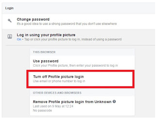Facebook Login Without Password