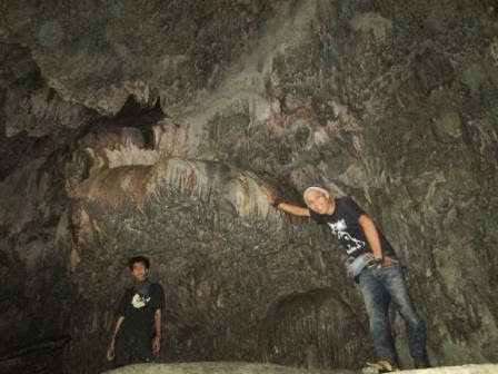 Goa Lau Mentar Canyon