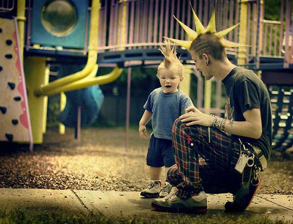 papà-alternativo-punk