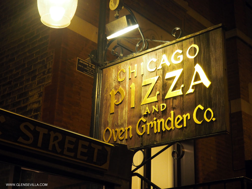 Chicago Pizza and Oven Grinder Co