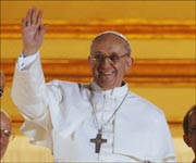 Pope Francis highlights the theme of the mercy of God
