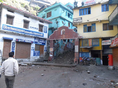 केदारनाथ यात्रा- गुप्तकाशी से रामबाडा