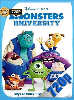 Monsters University (2013)HD [720P] Latino [GoogleDrive] DizonHD