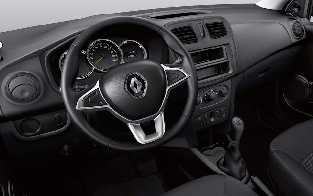 Novo Renault Sandero 2019