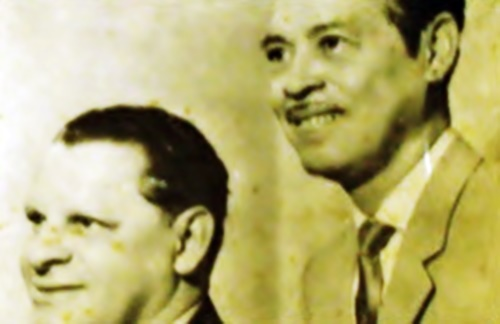 Dueto De Antaño - Intermezzo No 1