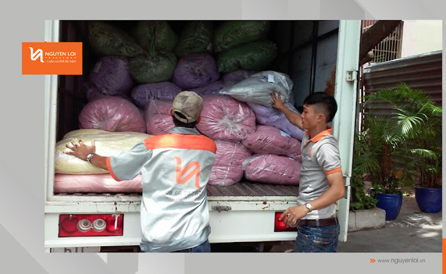 thuê xe tải chở hàng vãi