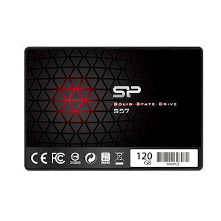 SSD SILICON POWER 120 GB  | Gistech - Bali Komputer Online
