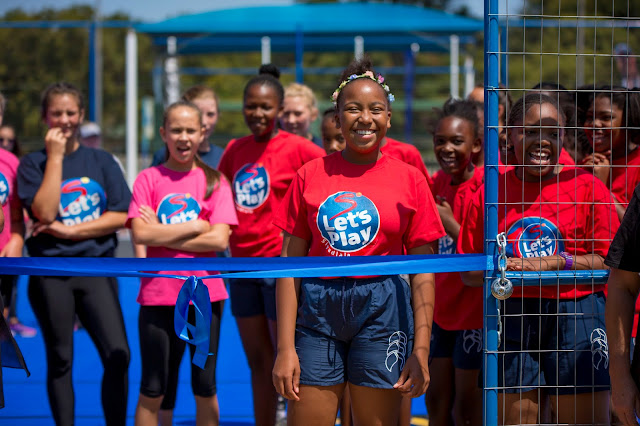 Springs School Awarded With R1.4 MILLION #Sports Facility @SteersSA #LetsPlay