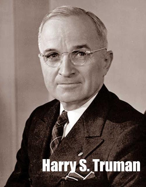 Foto Harry S Truman