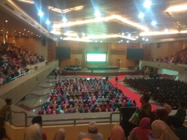 Wisuda Ke-14, JTCO Jadi Kunci Sejarah Bagi Siswa SMAN 11 Kabupaten Tangerang
