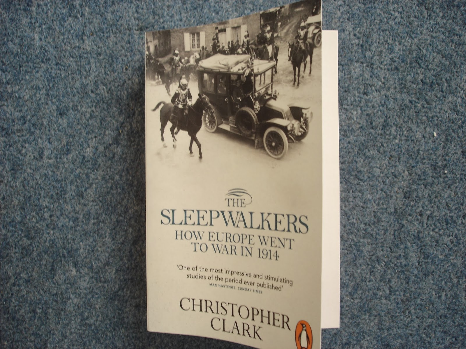 sleepwalkers guide review