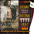 4 stars-- No Other Highlander (The McKennas, #2) by Adrienne Basso
