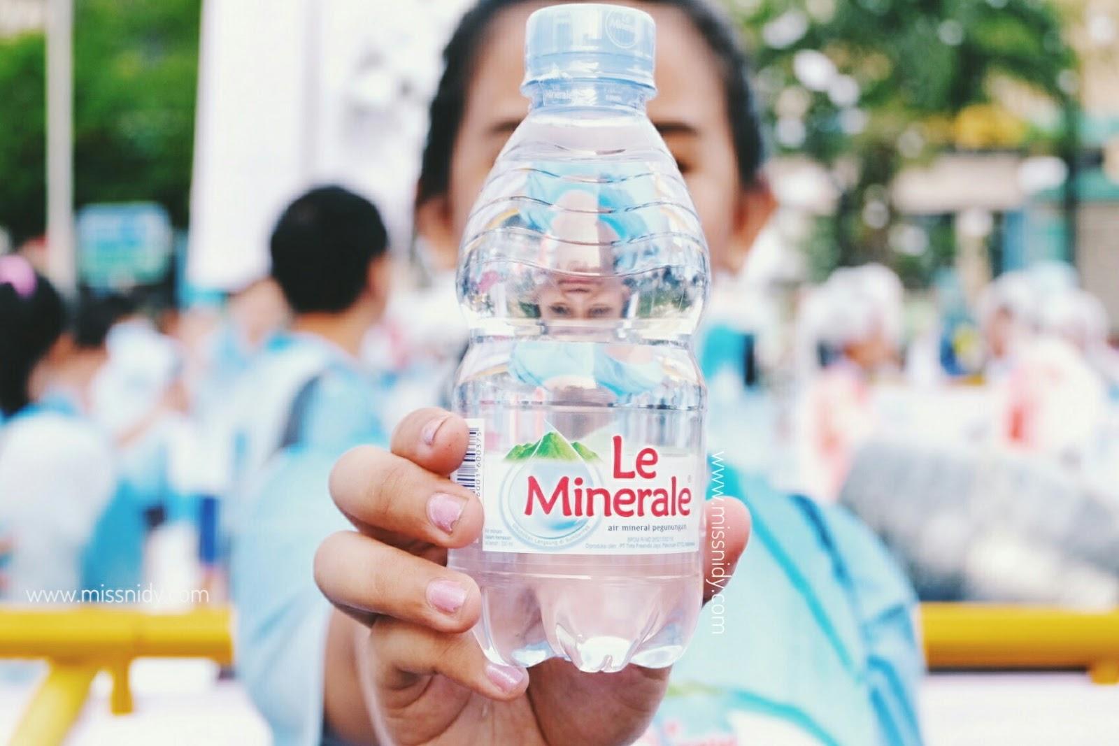 DRINK RIGHT - Gerakan Indonesia Sehat 2018