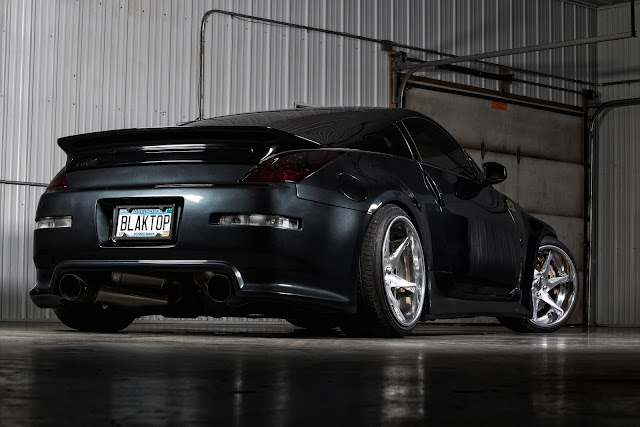 Black Top Racing 350z
